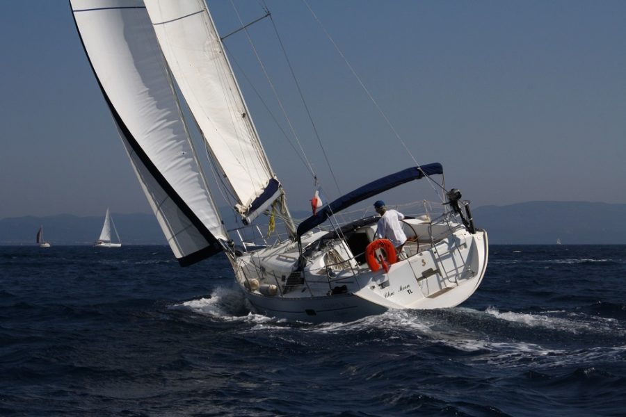 oceanis 365 clipper